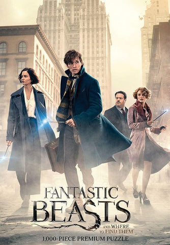 Puzzle: Fantastic Beasts The Search