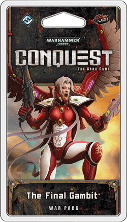 Warhammer 40K: Conquest LCG The Final Gambit