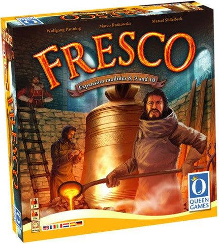 Fresco : The Bells