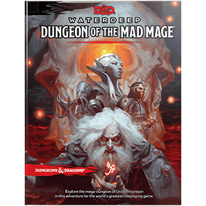 Dungeons & Dragons 5th Edition RPG : Dungeon of the Mad Mage