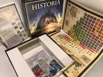 Historia Kickstarter Version + Expansions - 2nd Hand