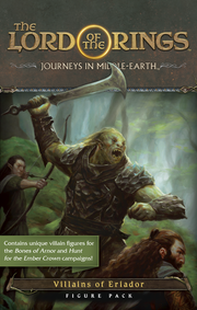 LOTR Journeys to the Middle Earth: Villains of Eriador