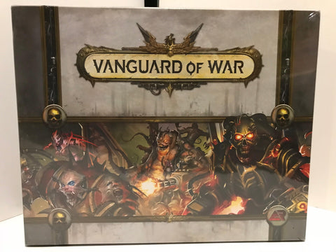 Vanguards of War Package - 2nd Hand