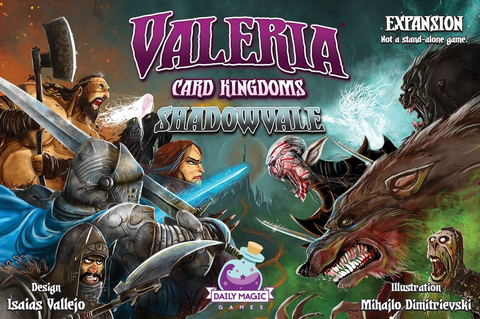 Valeria Card Kingdoms Shadowvale
