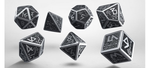 Q-Workshop Metal Dwarven Dice Set