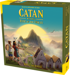Catan : Rise of the Inkas