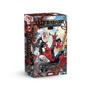 Legendary: Marvel Deck Building Game -Paint the Town Red Expansion