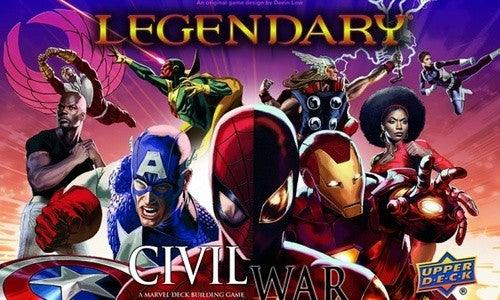 Legendary Civil War