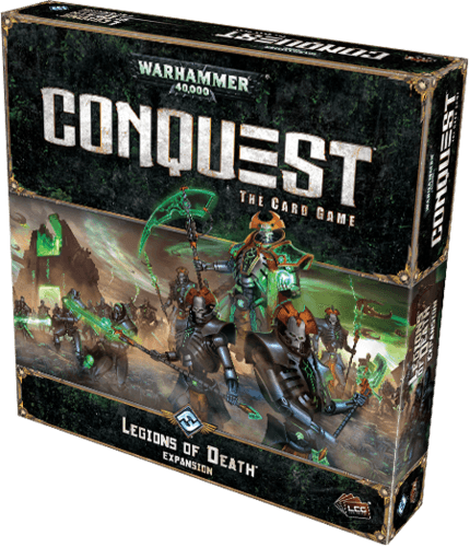 Warhammer 40K: Conquest LCG Legions of Death