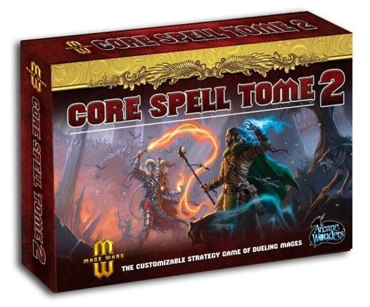Mage Wars : Core Spell Tome 2