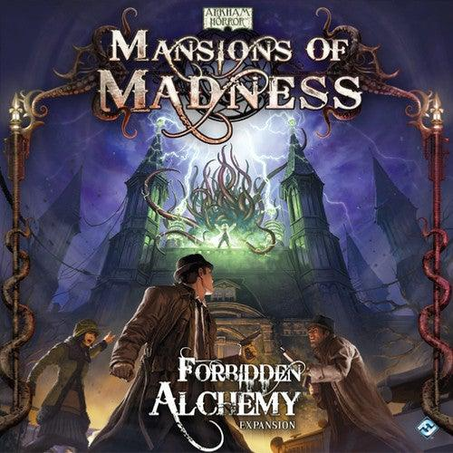 Mansions of Madness : Forbidden Alchemy