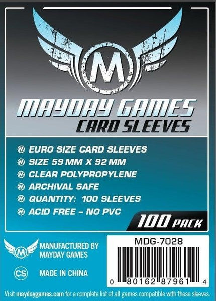 Mayday Sleeves: Euro (Ordinary)