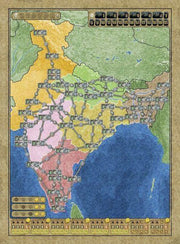 Power Grid: India/Australia