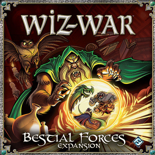 Wiz-War Expansion: Bestial Forces
