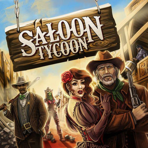 Saloon Tycoon + Boomtown
