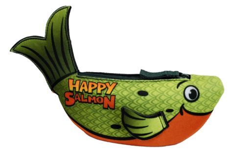 Happy Salmon Green