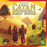 Catan Family Edition - Gaming Library