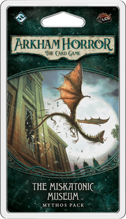 Arkham Horror: The Card Game – The Miskatonic Museum: Mythos Pack - Gaming Library