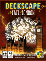 Deckscape Fate of London - Gaming Library