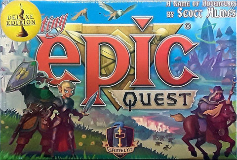 Tiny Epic Quest KS Edition