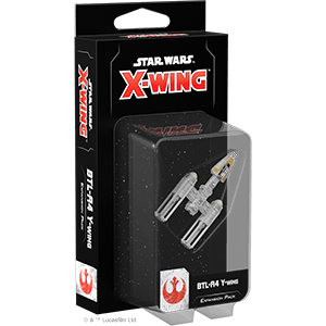 X-Wing 2nd Ed: BTL-A4 Y-Wing