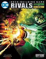 DC Comics Deck Building Game: Rivals Green Lantern VS Sinestro