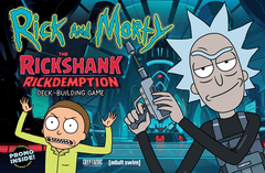 Rick and Morty: The Rickshank Rickdemption Deck-Building Game