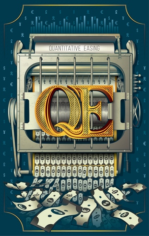 QE (Quantitative Easing)