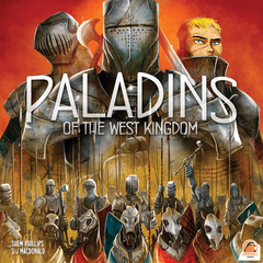 Paladins of the West Kingdom - Gaming Library