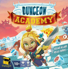 Dungeon Academy - Gaming Library