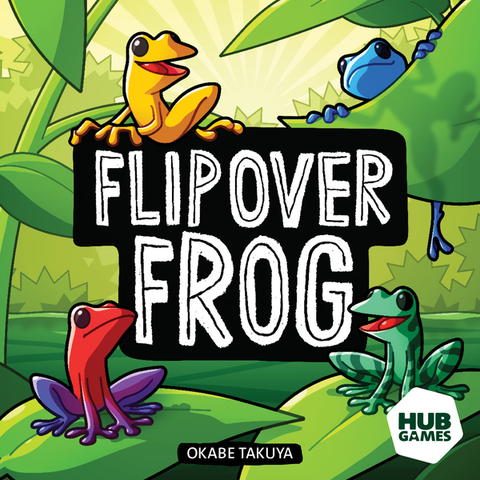 Flip Over Frogs