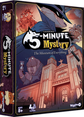 5-Minute Mystery - Gaming Library