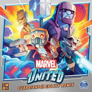Marvel United: Guardians of the Galaxy Remix - Gaming Library
