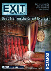 EXIT - The Dead Man on the Orient Express