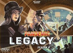 Pandemic Legacy: Season 0 - Gaming Library