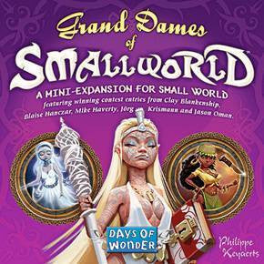 Small World : Great Dames