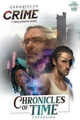 Chronicles of Crime: The Millennium Series – Chronicles of Time Expansion - Gaming Library