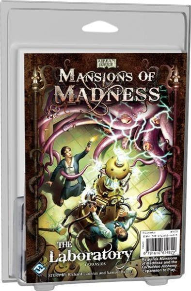 Mansions of Madness Expansion: The Laboratory