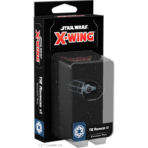 X-Wing 2nd Ed: TIE Advanced x1