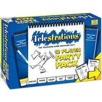 Telestrations 12 Player Party Pack