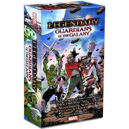 Legendary: Marvel Deck Building Game - Guardians of the Galaxy Expansion