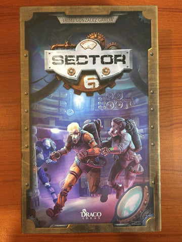 Sector 6 - 2nd Hand