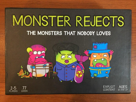 Monster Rejects - 2nd Hand