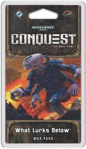 Warhammer 40K: Conquest LCG What Lurks Below