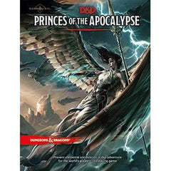 Dungeons and Dragons 5th Edition RPG: Elemental Evil - Princes of the Apocalypse