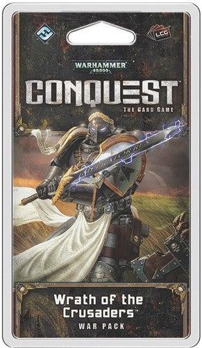 Warhammer 40K: Conquest LCG Wrath of the Crusaders