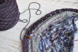 Classy, Shimmer and Winter Worsted