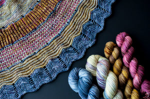 Exploration Station Shawl Kits and Top Draw Sock - Friday 22nd March
