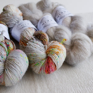 Uptown Sock & Mohair Silk Lace - Friday 24th January