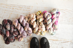 New!  Merino Silk Sock - Friday 22nd June